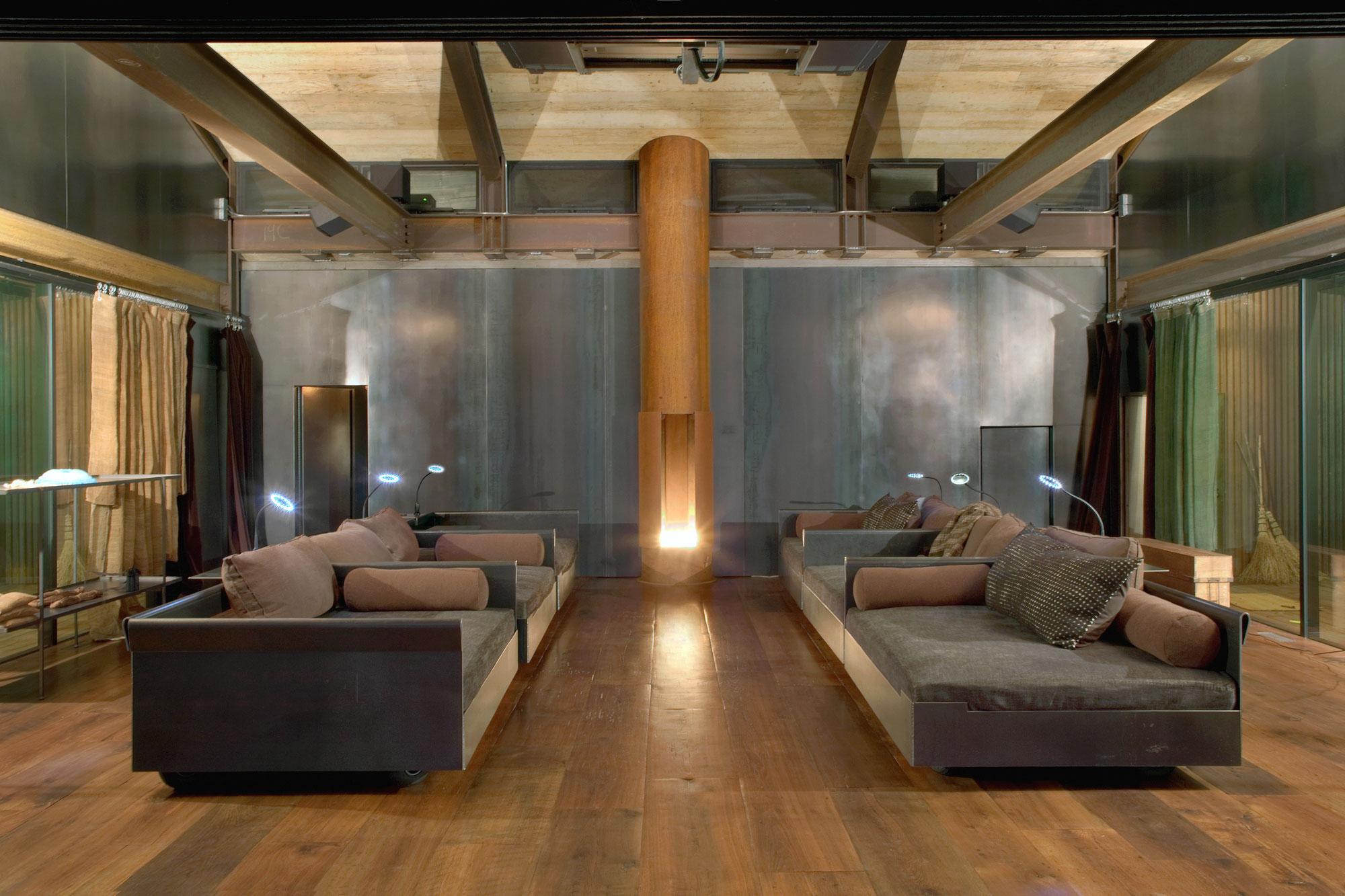 living room floor lamps photo - 3