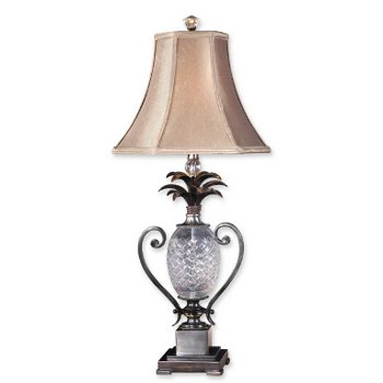 living room table lamps photo - 8