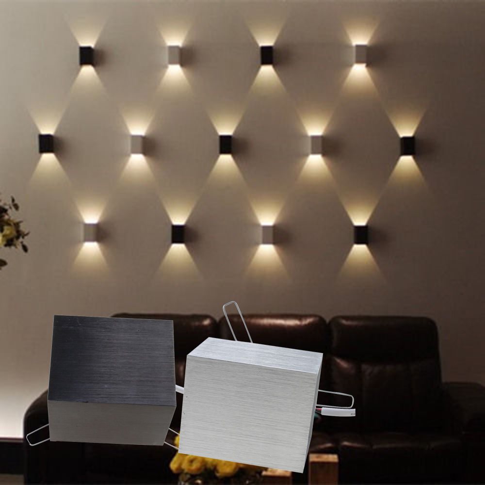 living room wall light fixtures photo - 3