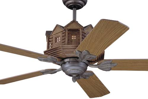 Cabin Ceiling Fans With Lights: Log Cabin Ceiling Fans Warisan Lighting,Lighting