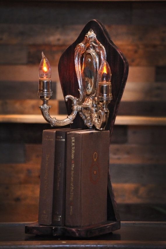 lord of the rings lamp photo - 2