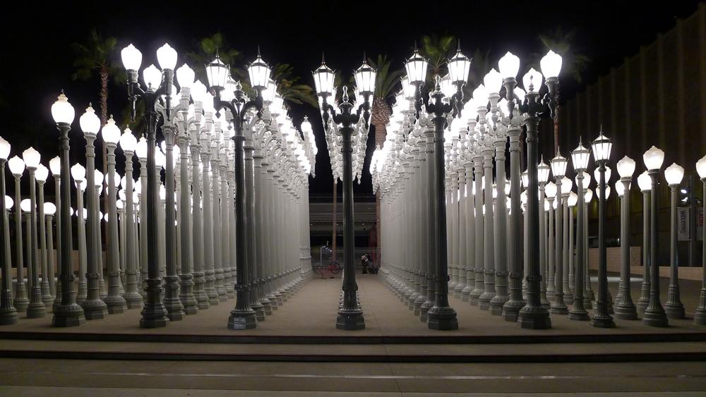 los angeles lamps photo - 9
