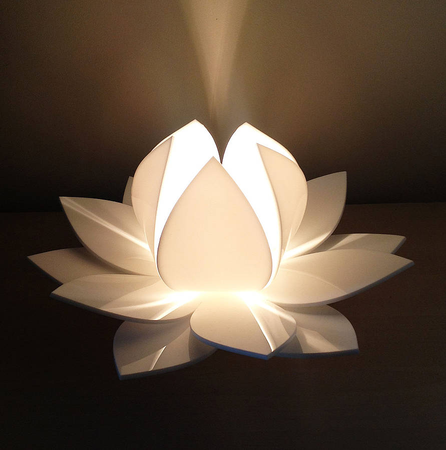 lotus lamps photo - 1
