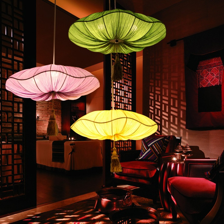 lotus lamps photo - 10