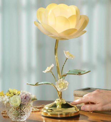 lotus table lamp photo - 10