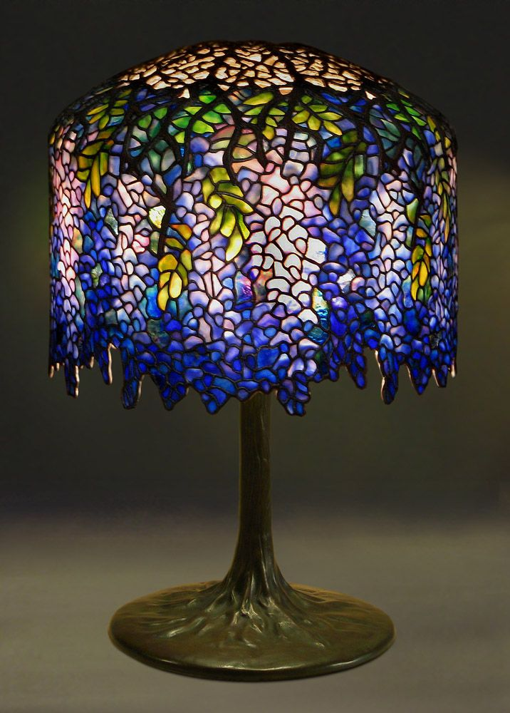 Louis Comfort Tiffany Lamps Photo   3