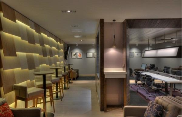 lounge wall lights photo - 4