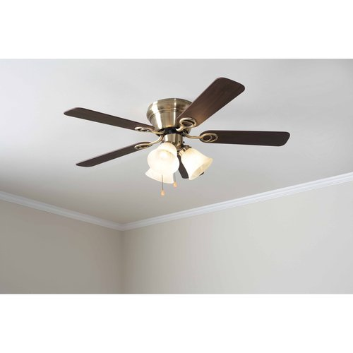 low profile ceiling fan light kit photo - 5