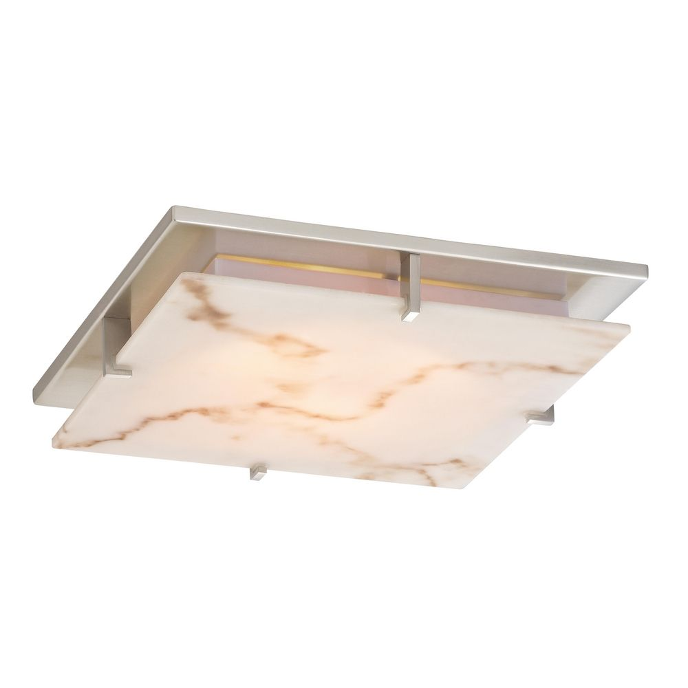 low profile ceiling lights photo - 2
