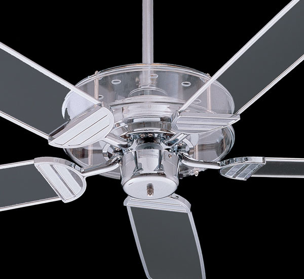 lucite ceiling fan photo - 1