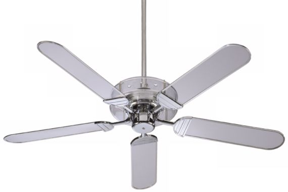lucite ceiling fan photo - 8