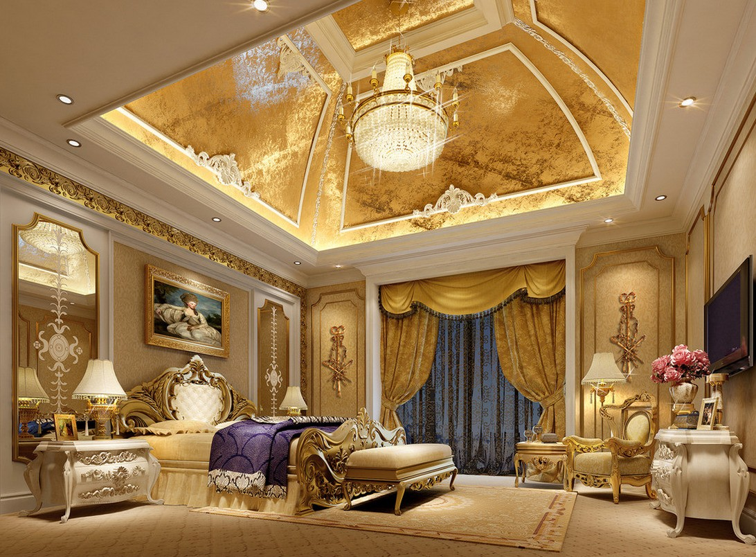 luxury ceiling lights photo - 1
