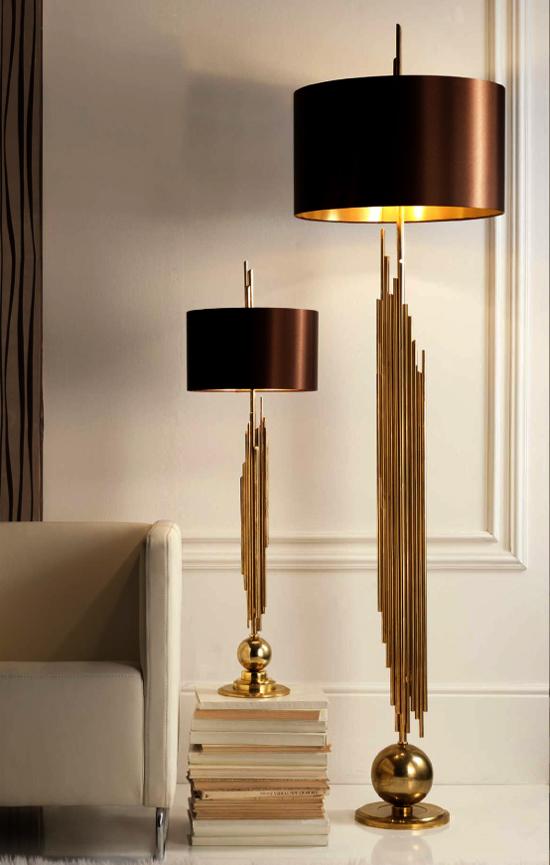 luxury floor lamps photo - 8