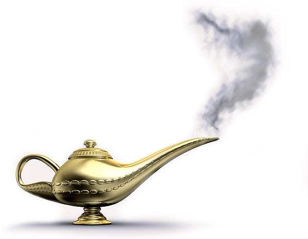 magic lamp aladdin photo - 10