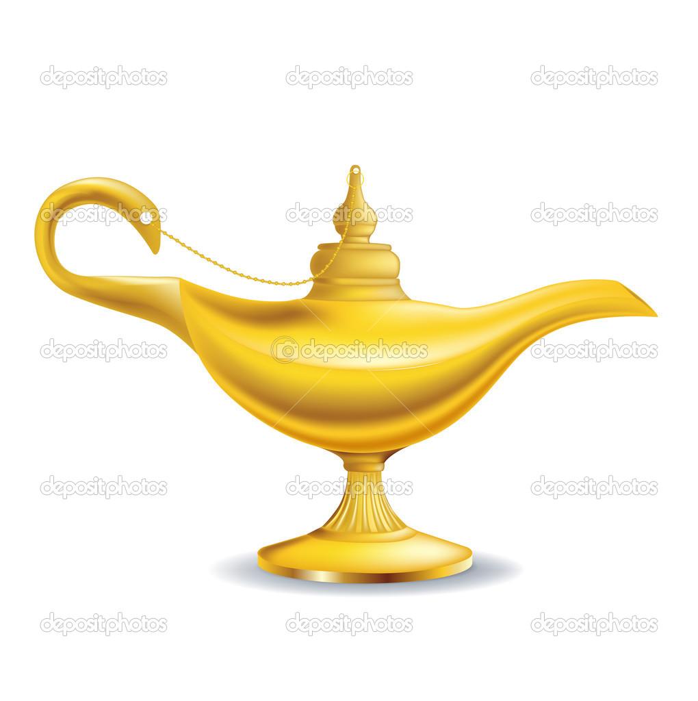 Magic Lamp Aladdin Warisan Lighting
