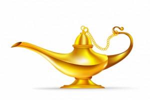 magic lamp aladdin photo - 8