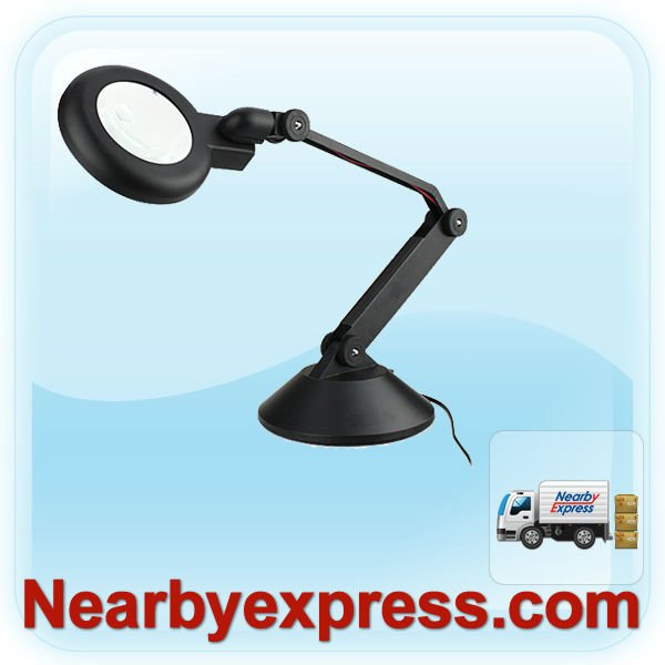 magnifying desk lamp photo - 6