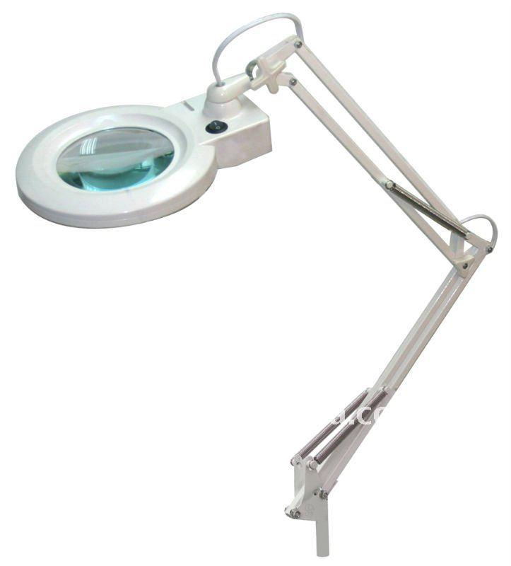 Lighted Magnifying Glass Floor Lamp – Desk Lamps with Magnifying Glass