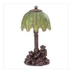 Maitland Smith Monkey Lamp Warisan Lighting