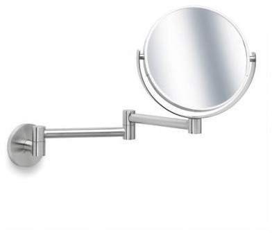 makeup mirror with lights wall mounted photo - 6