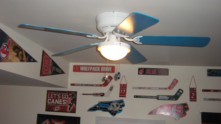 Man Cave Ceiling Fans : Man cave ceiling fans for real men