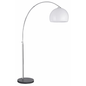 marble floor lamp photo - 2