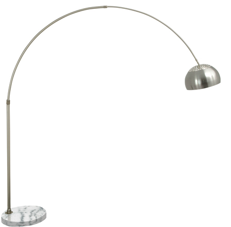 marble floor lamp photo - 4