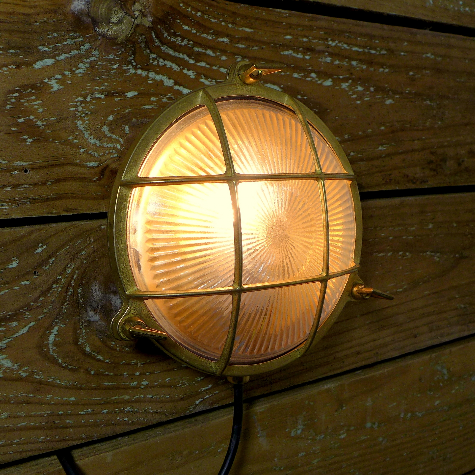 marine wall light photo - 2