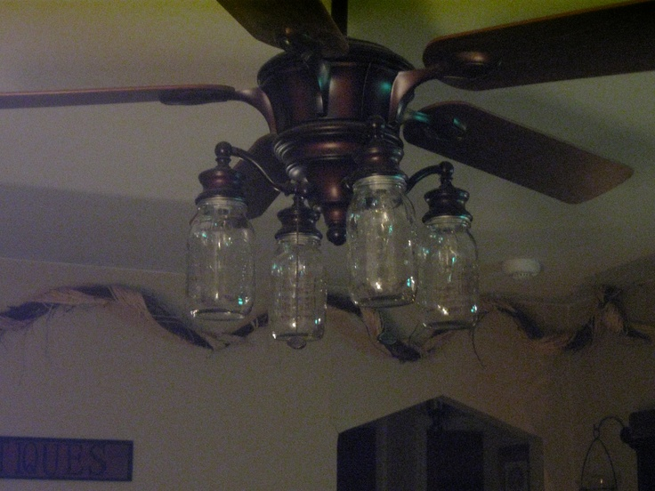 Mason Jar Ceiling Fan Tips For Installing Warisan Lighting