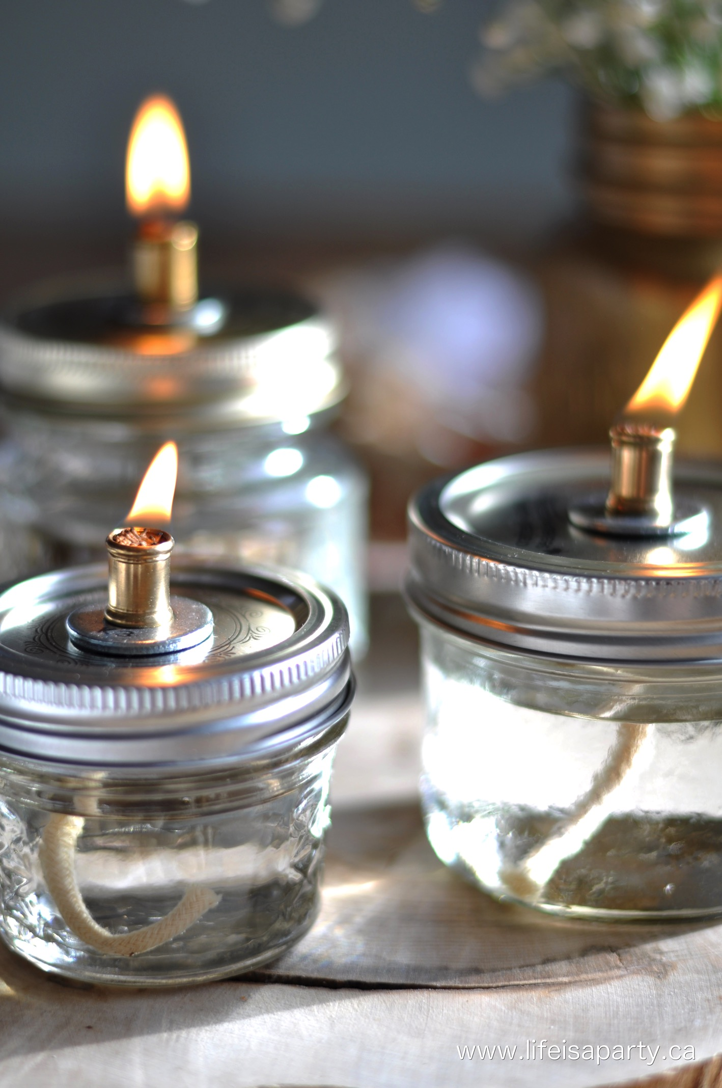 mason jar lamps photo - 7