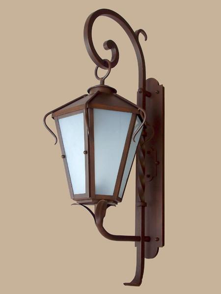 mediterranean outdoor lighting photo - 6