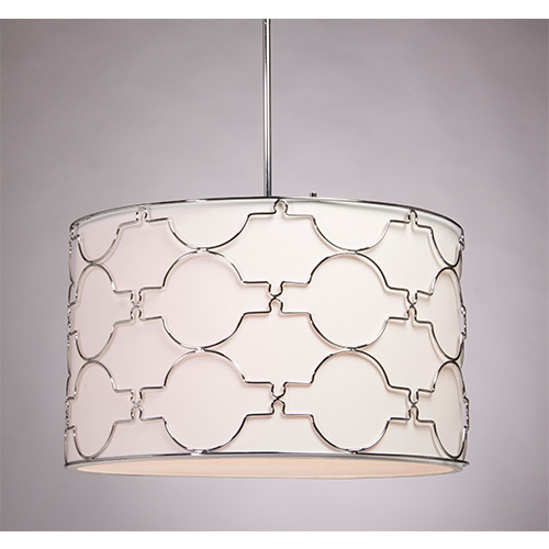 metal ceiling light shades photo - 9