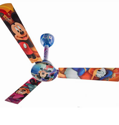 mickey mouse ceiling fan photo - 1