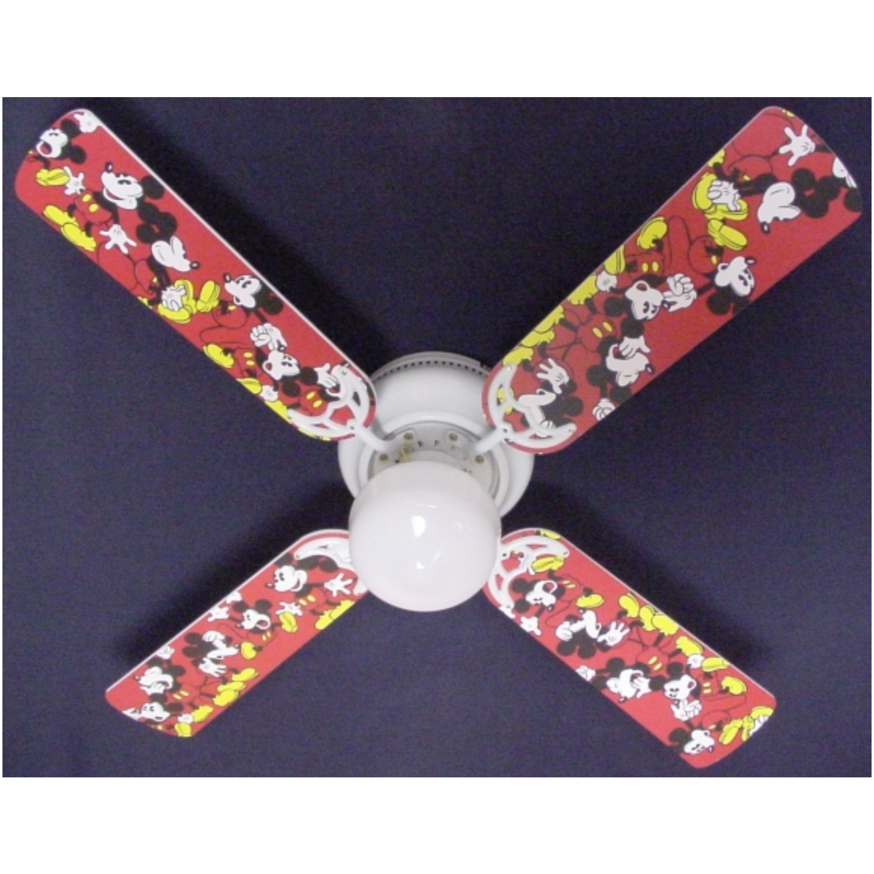Mickey mouse ceiling fan - see your room come to life | Warisan Lighting