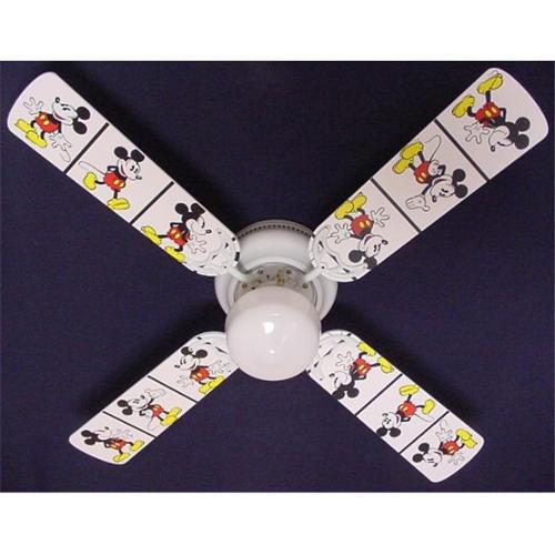 mickey mouse ceiling fan photo - 5