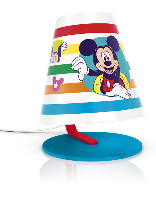 mickey mouse lamps photo - 2