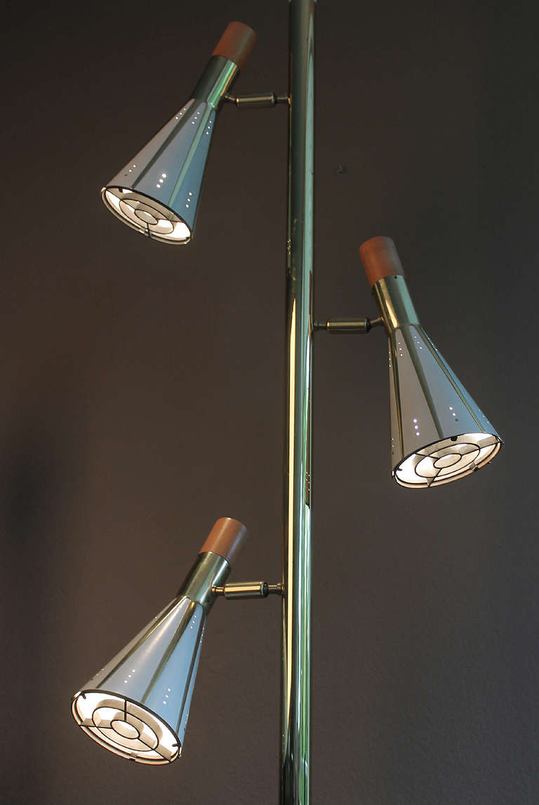 mid century floor lamps photo - 6