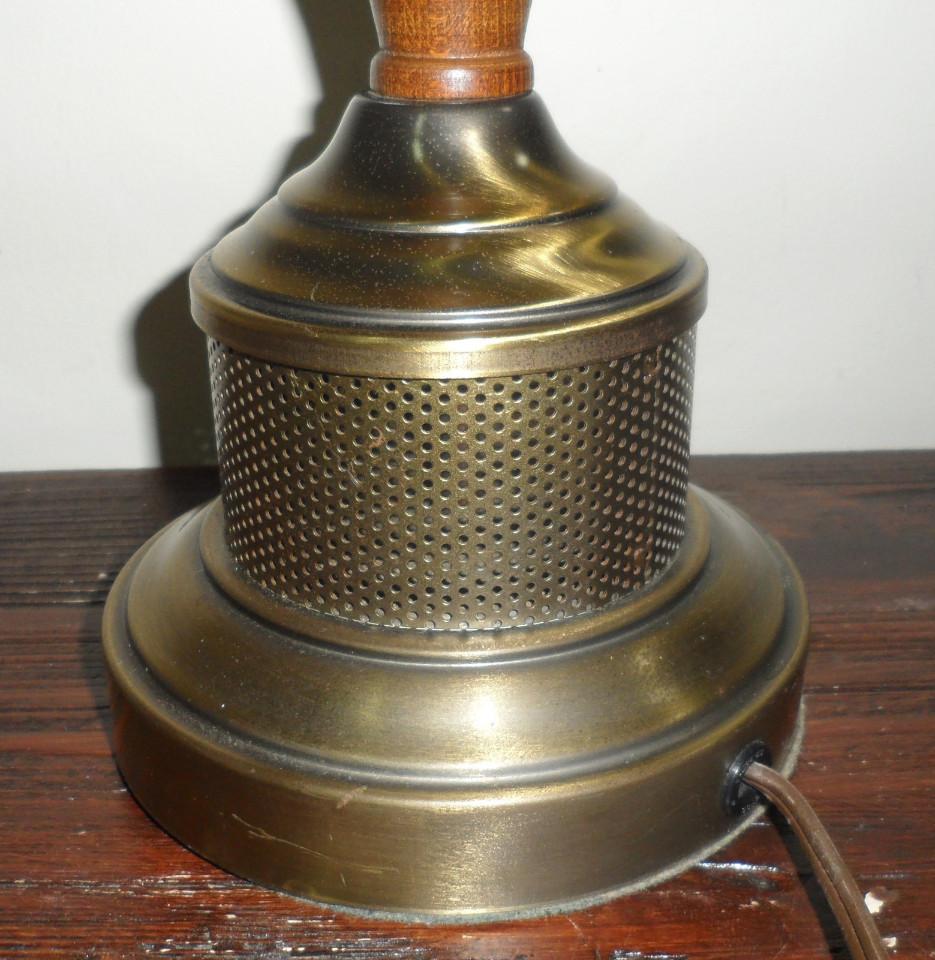 mid century modern table lamp photo - 10