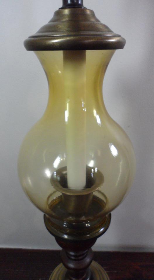 mid century modern table lamp photo - 8