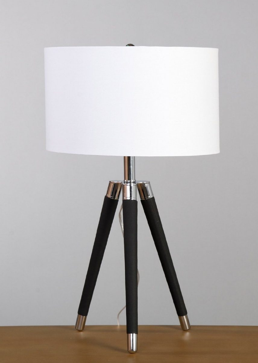 mid century table lamps photo - 5