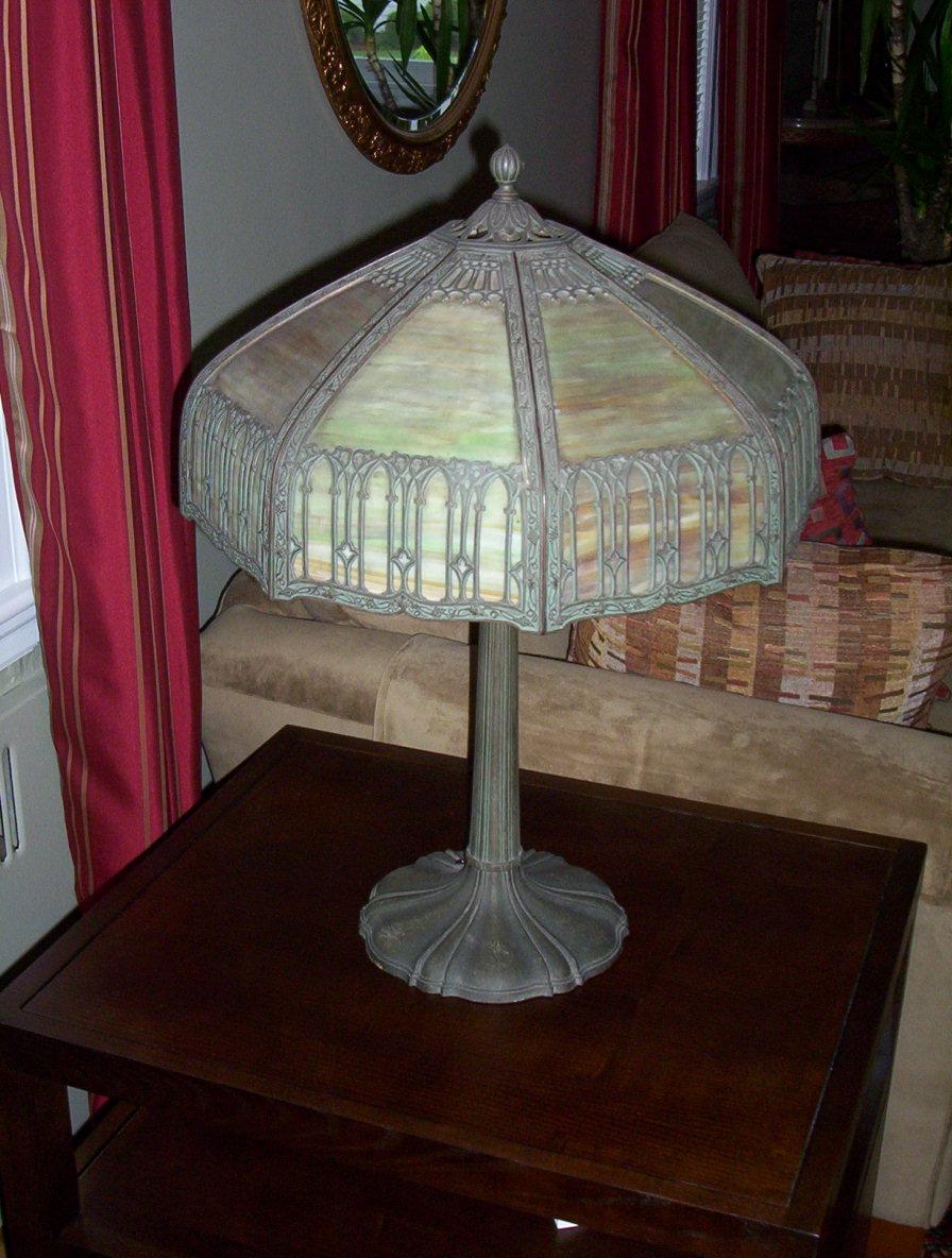 miller lamp photo - 1