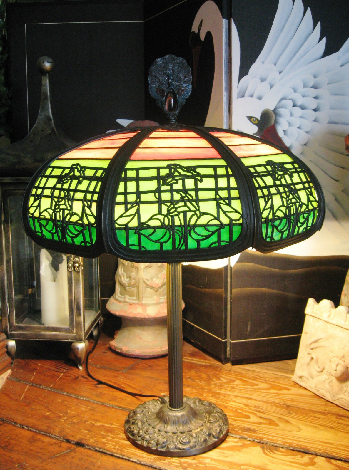 miller lamp photo - 4