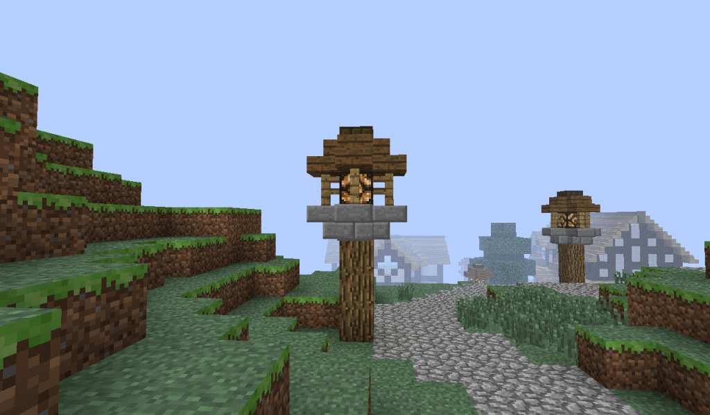 minecraft lamps photo - 4