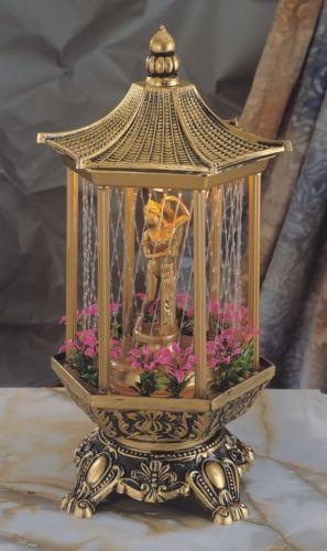 mineral oil rain lamp photo - 1