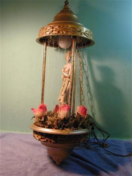 mineral oil rain lamp photo - 10