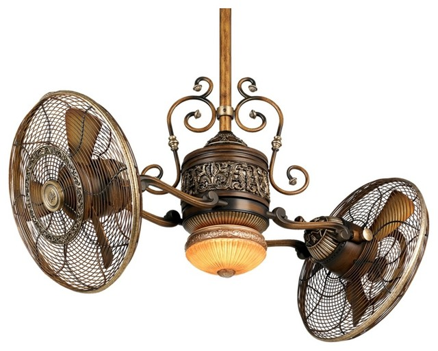 minka aire gyro ceiling fan photo - 8