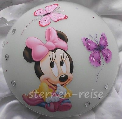 minnie mouse lamps photo - 5