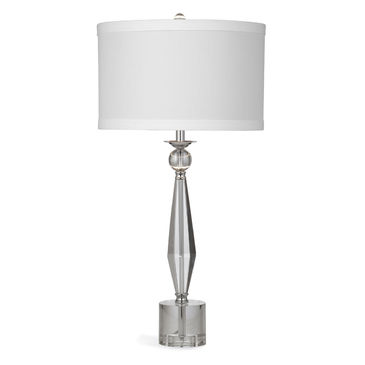 mirror table lamp photo - 8