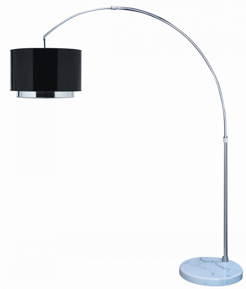 modern arc lamp photo 1