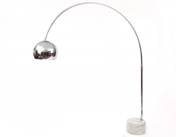 modern arc lamp photo - 3